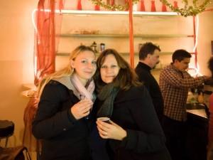 Westend City Hostel Christmas